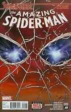 AMAZING SPIDERMAN 15 1st PRINT COVER SPIDER-VERSE EPILOGUE