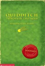 Quidditch Through the Ages by Kennilworthy Whisp (2001 Scholastic PB) EE3363