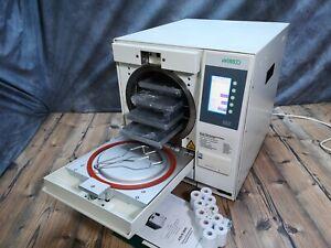 Webeco Class B 20L Dampf Sterilisatoren Autoklav Steam Sterilizer Autoclav
