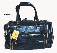 Dakota Leather Tote Bag / Leather Luggage Bag New