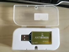 ITMAIN AntMiner 1.6 - 2.2Gh/s USB Bitcoin ASIC Miner