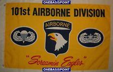 3'x5' 101st Airborne Division Flag US Military USA Patriotic Veteran 3x5