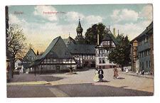 Germany postcard Goslar Frankenberger-pian.