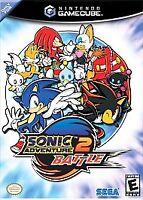 Sonic Adventure 2 Battle (GameCube, 2002) Disc Only