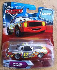 Disney PIXAR Cars DARRELL CARTRIP CHASE NO. 114 diecast NASCAR Waltrip Boogity