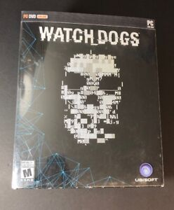 Watch Dogs Limited Edition [ Collector's Package ] (PC / DVD-ROM) NEW