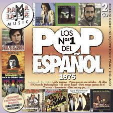 LOS Nº1 DEL POP ESPAÑOL 1975-2CD