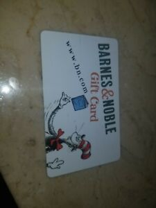 Barnes And Noble Gift Card $200 OVER 5% DISCOUNT
