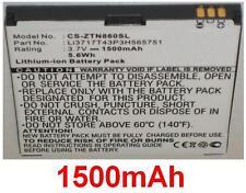 Batterie 1500mAh type Li3717T43P3H565751 BAT1030 Pour MEDION MD98911