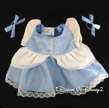 Build-A-Bear FIRST CINDERELLA BLUE PRINCESS DRESS Teddy Clothes VINTAGE Costume