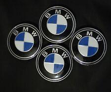 4x BMW Centre Caps 68mm
