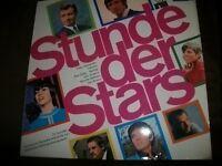 """LP 12"""" Stunde der Stars - 12 Titel - Ariola 1969"""
