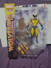 Marvel Diamond Select X-men Wolverine (Yellow Suit) NIB!