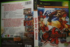 Guilty Gear X2 The Midnight Carnival #Reload - XBOX original - PAL UK - EXC