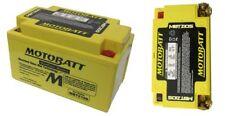 Batterie Motobatt per moto honda , senza inserzione bundle