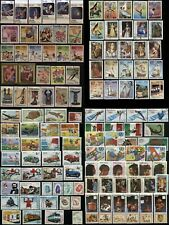 GUINEA BISSAU Postage TOPICAL Stamp Collection AFRICA CTO