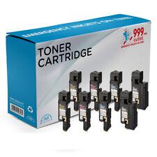 S050614 2 Full Sets Toner Cartridges Compatible Epson AcuLaser C1750n CX17NF