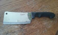 ROGERS  Knife Butcher Cleaver Meat Poultry Kitchen Chef