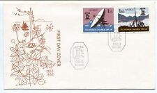 1980 First Day Cover Norge Telefonen Oslo SPACE NASA SAT