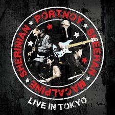 PORTNOY SHEEHAN MacALPINE SHERINIAN - LIVE IN TOKYO - COFFRET 2 CD - NEUF NEW