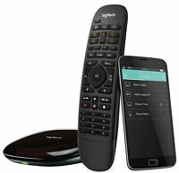 Logitech Harmony Companion All In One Remote Control for Smart Home and Entertai