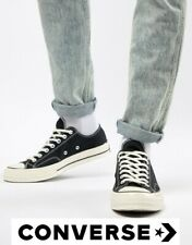 Converse Chuck Taylor All Star Low 1970s 70 Black FS Premium OG Label 144757C
