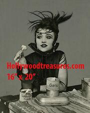 "Valeska Suratt~Hair Salon~Salon Decor~Limburger~Garlic~Photo~Poster~16"" x 20"""