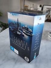 Stargate Atlantis Complete Season 1, 2, 3, 4 & 5 DVD Box Set R4 FREE SHIPPING