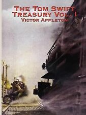 The Tom Swift Treasury Vol. I, Appleton, Victor, Very Good Book