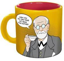 Freud Mug, Freudian Sips Coffee Mug