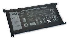 Genuine Dell Inspiron 5567 42whr Battery Y3f7y Wdx0r