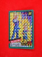 CARTE CARD DBZ DRAGON BALL Z HOLO PRISM Bandai power level MAX N°408 VEGETA