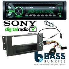 Land Rover Discovery 3 05-14 Sony DAB CD MP3 USB & Bluetooth SWC Car Stereo Kit