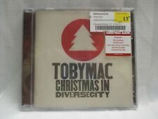 Toby Mac CD- Christmas in Diversecity (Never Used)