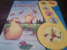 Kinderliederbuch mit soundboard
