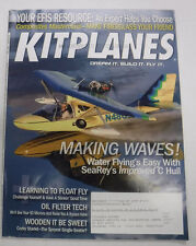 Kitplanes Magazine Water Flying Easy With SeaRey May 2007 072215R