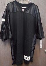 Oakland Raiders Wilson Authentic Pro line Blank Football Jersey Size 52 NFL LA