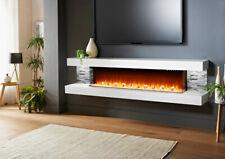 "Evolution Fires Vegas 96"" Electric Fireplace - Sale $1295"