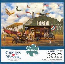 Charles Wysocki 300 Pcs Buffalo Games Jigsaw Puzzle Hero Worship