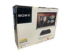 Sony FMPX10 4K Ultra HD Media Player FMP-X10