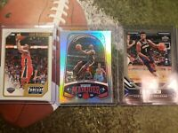 Zion Williamson Rookie Lot Marquee #244, Playbook #169, Threads #78