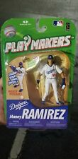 Mcfarlane Toys MLB Playmakers 2010 Manny Ramirez L.A. Dodgers action figure new