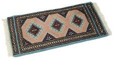 0059-10-Pakistan Tapis Rugs Tappeto Mernuos Teppich 60x30 cm- Galleria farah1970