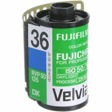 Fujifilm Fujichrome Velvia 50 135/36 Film - Pro Colour Reversal