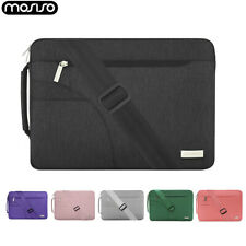 Mosiso 13.3 14 15.6 Laptop Messenger Bag Carry Case for Macbook Air Pro 13 15