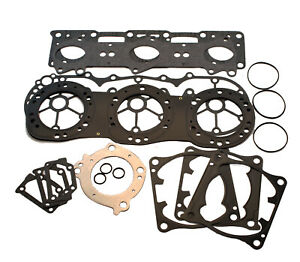 Yamaha GP 1200 R GP1200R GPR WaveRunner Power Valve Top End Gasket Kit 2000-2002