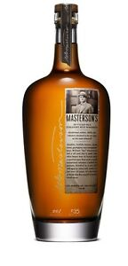 Mastersons 10 Year Old Straight Rye Whiskey 750ml