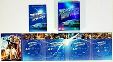 4 Disc Ultimate Edition BACK TO THE FUTURE/ZURÜCK IN DIE ZUKUNFT Trilogy engl.