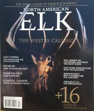 North American Elk 2019 The West Is Calling Total Guide  FREE SHIPPING CB