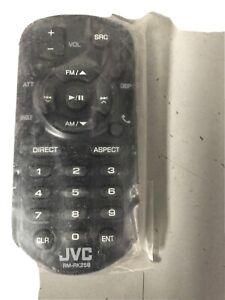 JVC RM-RK258  WIRELESS REMOTE